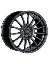 OZ Racing Superturismo LM 8x18 5x120 ET 40 Dia 79 (matt graphite silver) - фото 1