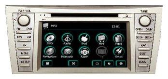 Автомагнитола FlyAudio 66002B01 Toyota Camry 2011