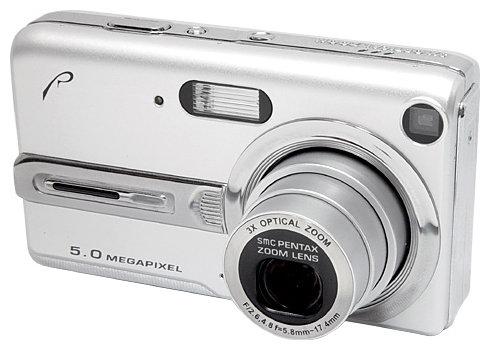 Фотоаппарат Rovershot RS-P500Z