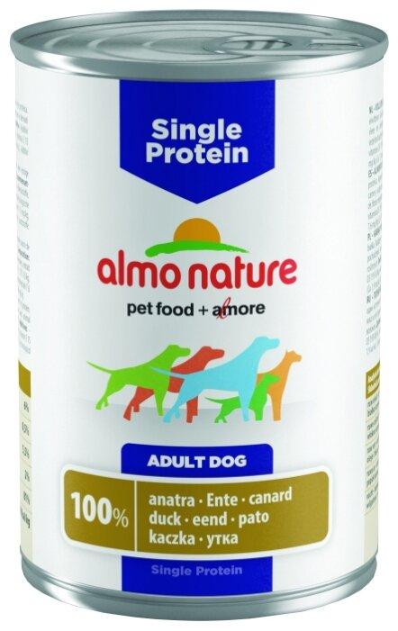 Корм для собак Almo Nature Single Protein утка 400г