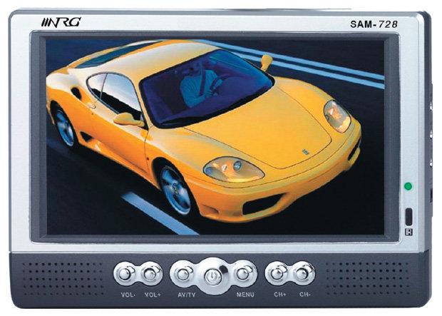 Автомобильный телевизор NRG SAM-728
