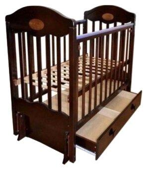 Кроватка Мой малыш 11 (маятник универсальный)