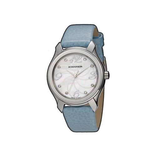 цена Наручные часы ROMANSON RL3214LW(WH)BU онлайн в 2017 году