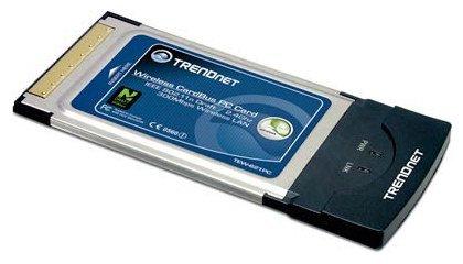 Wi-Fi адаптер TRENDnet TEW-621PC