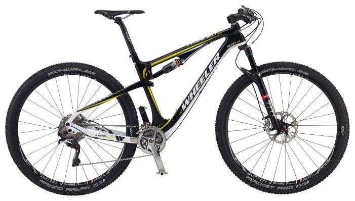 Горный (MTB) велосипед WHEELER Falcon Race LTD (2014)