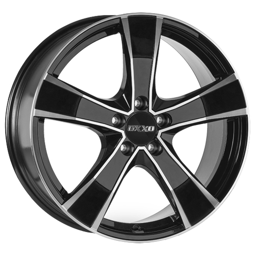 Колесные диски OXXO Proteus 8.5x19/5x112 D66.6 ET44 Black Polished