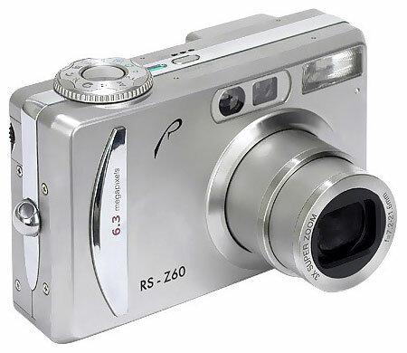 Фотоаппарат Rovershot RS-Z60