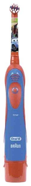Зубная щетка электрическая детская орал би стаджес пауэр 3+лет (d12.513k тип 3709)