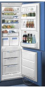 Встраиваемый холодильник Whirlpool ART 480