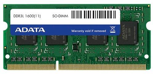 ADATA DDR3L 1600 SO-DIMM 8Gb