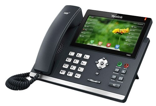 Yealink VoIP-телефон Yealink SIP-T48G