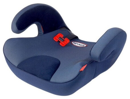 Автокресло группа 2/3 (15-36 кг) Heyner SafeUp L Ergo SP