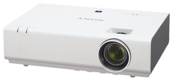 Сравнение с Sony VPL-EX255