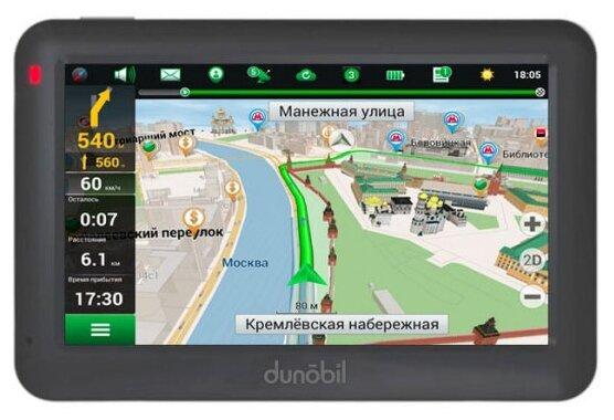 Dunobil Навигатор Dunobil Modern 4.3