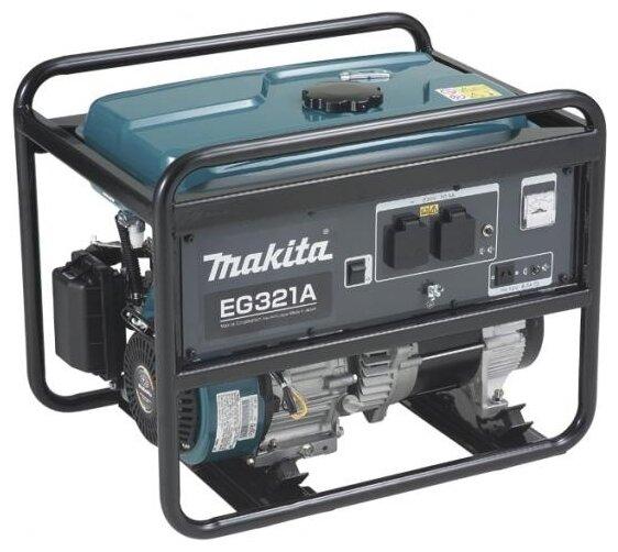 Бензиновый генератор Makita EG321A (2400 Вт)
