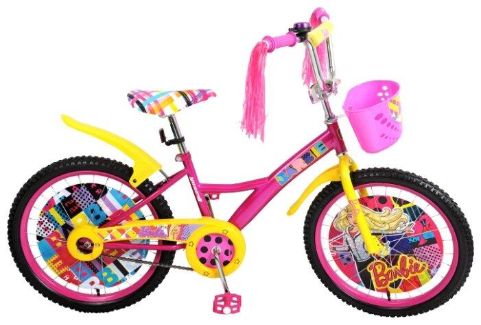 Детский велосипед Navigator Barbie (ВН20159)