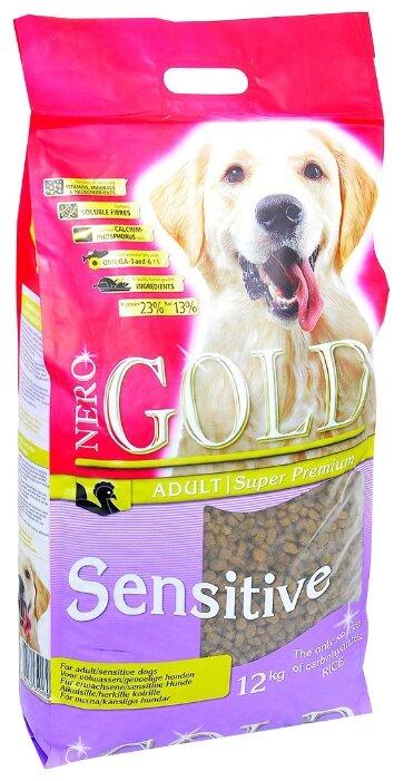 Корм для собак Nero Gold Sensitive Turkey