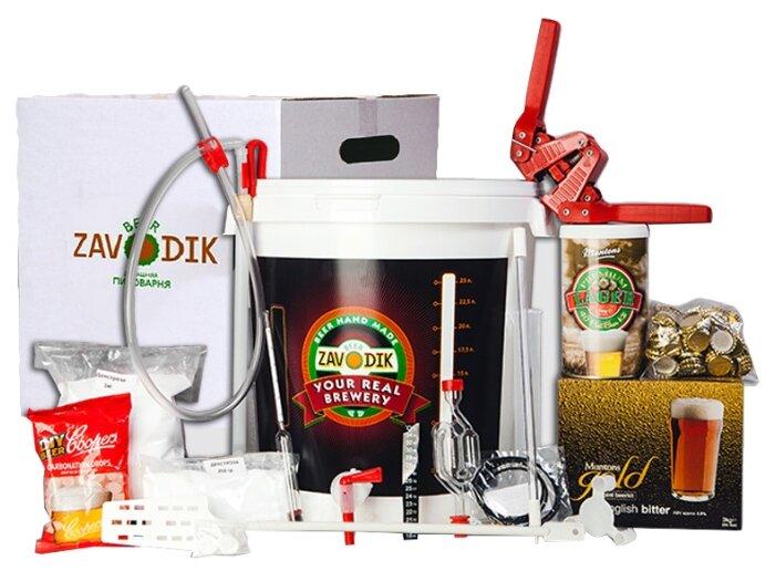 Мини-пивоварня Beer Zavodik Premium 2014