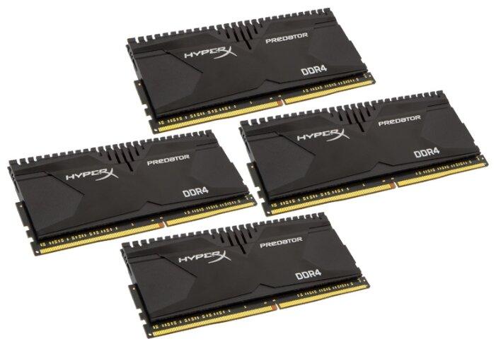 Оперативная память HyperX HX424C12PB2K4/16