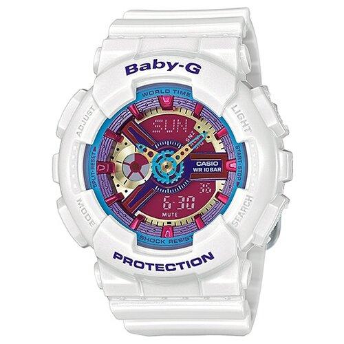 Наручные часы CASIO BA-112-7A casio steel bracelet men s watch mtp1128a 7a