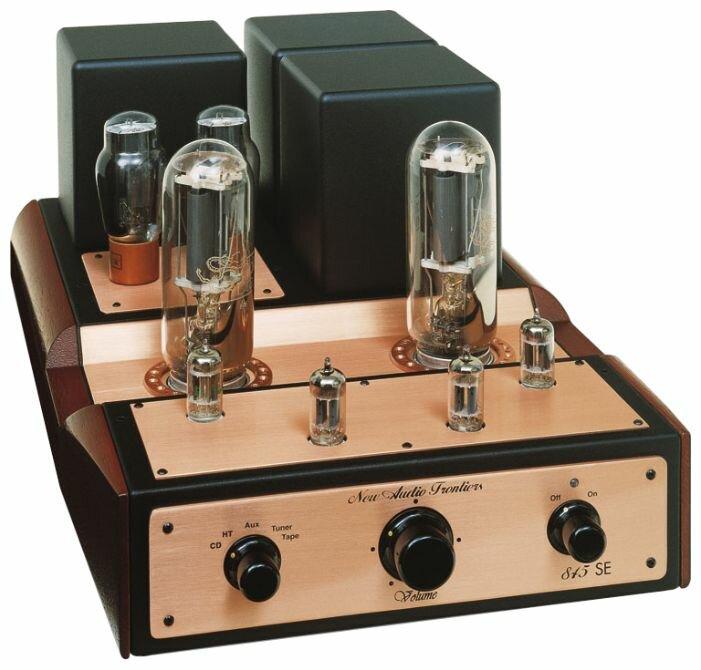 Интегральный усилитель New Audio Frontiers Integrated 845 SE