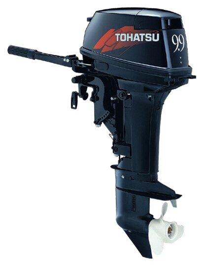 2х-тактный лодочный мотор Tohatsu M 9.9 D2 S