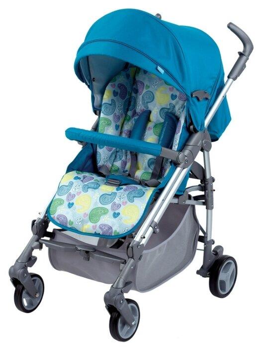 Прогулочная коляска Happy Baby Nicole New (2013)