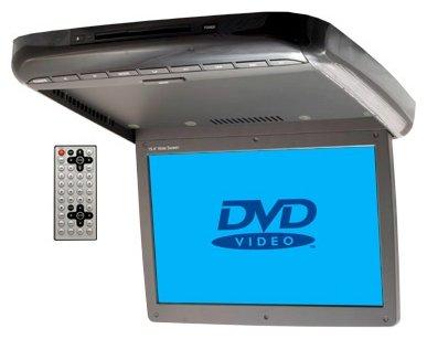 Автомобильный телевизор Intro JS-1542 DVD