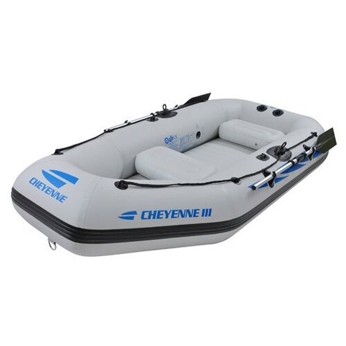 Надувная лодка Jilong Cheyenne III 400 set Jl007108n белый брюки cheyenne