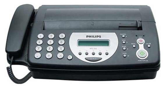 Philips HFC 242