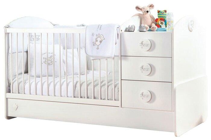 Кроватка Cilek Baby Cotton BC-1011 (трансформер)