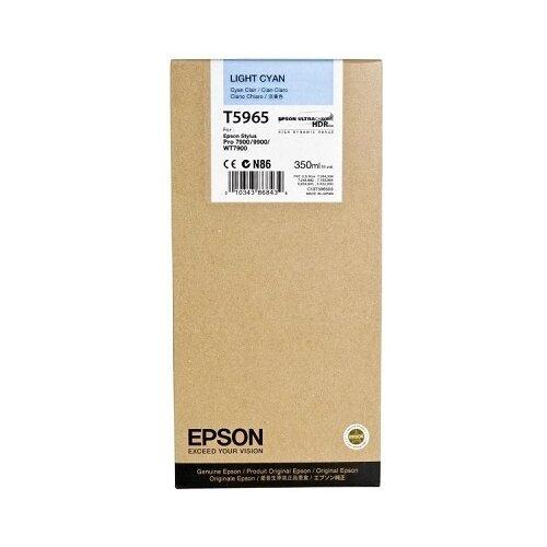 Фото - Картридж Epson C13T596500 картридж струйный epson c13t596500 cyan для i c sp 7900 9900 350ml