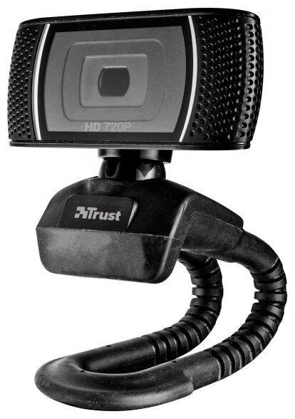 Сравнение с Trust Trino HD Video Webcam