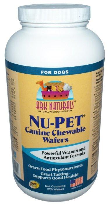 Ark Naturals Nu-Pet жевательные вафли для собак