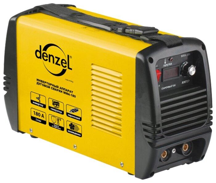 Сварочный аппарат Denzel ММА-160