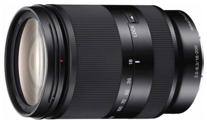 Sony 18-200mm f/3.5-6.3 E LE (SEL-18200LE)