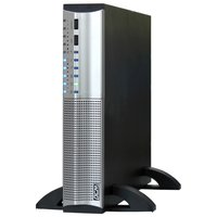 Источник бесперебойного питания Powercom SRT-3000A 306195 SMART RT, 3000VA/2100W, USB, (IEC320 C13х8), Rack/Tower, IEC, Serial+USB, SmartSlot
