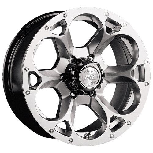 Колесный диск Racing Wheels H-276 8x17/6x139.7 D67.1 ET20 BK F/P