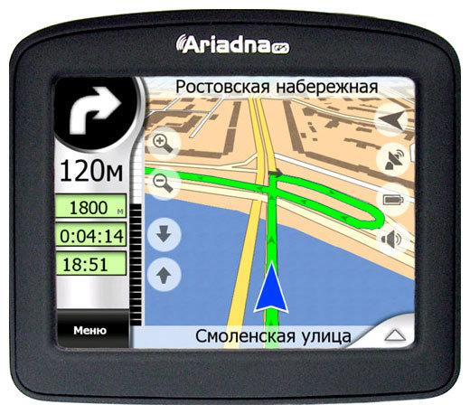 Ariadna GPS Ariadna-GPS N350