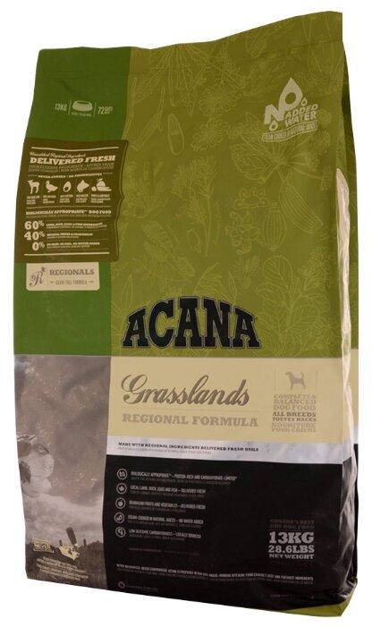 Корм для собак Acana Regionals Grasslands 13 кг