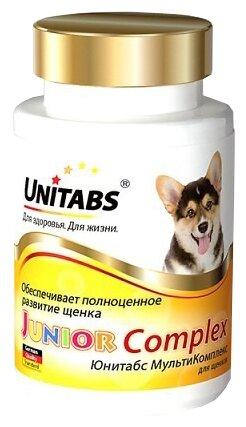 Добавка в корм Unitabs JuniorComplex для щенков