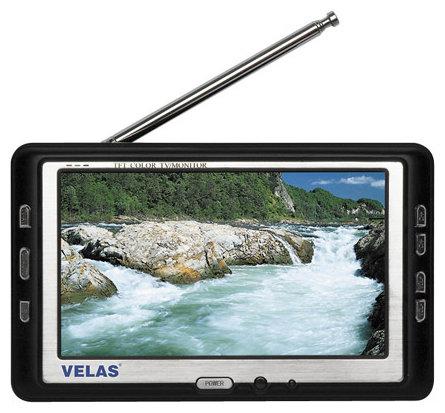 Автомобильный телевизор Velas VTV-705