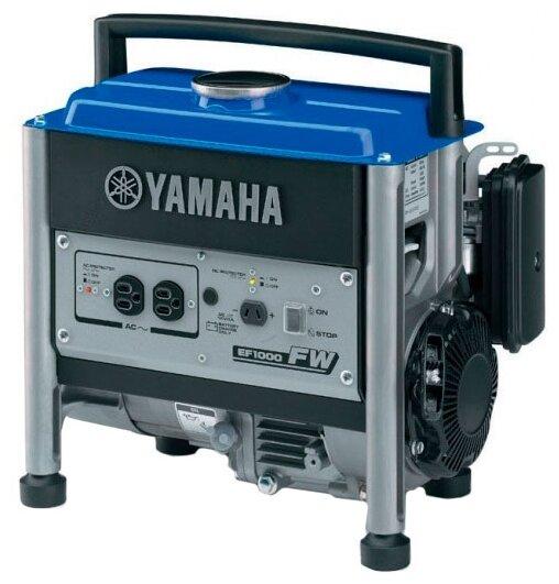 Бензиновый генератор Yamaha EF1000FW (700 Вт)