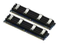 Оперативная память 4 ГБ 2 шт. Apple DDR2 667 FB-DIMM 8GB (2x4GB)
