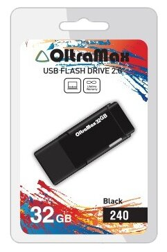 OltraMax Флешка OltraMax 240 32GB