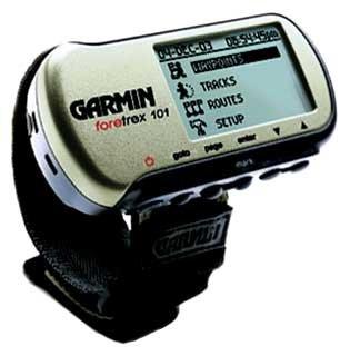 Навигатор Garmin Foretrex 101