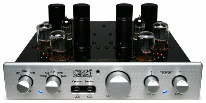 Cary Audio SLP 98P