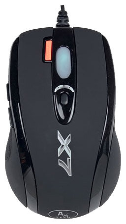 A4Tech X-718BK Black USB