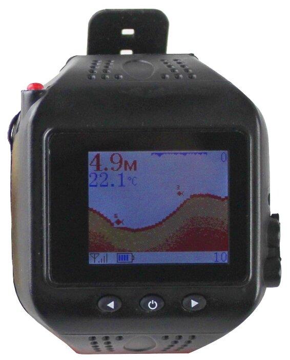 Беспроводной эхолот с наручным дисплеем Lucky FF518