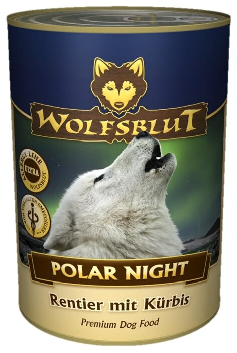 Корм для собак Wolfsblut Консервы Polar Night